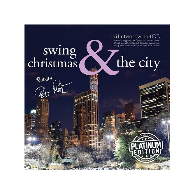 Swing Christmas&the City