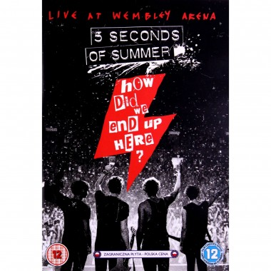 How Did We End Up Here? 5 Seconds Of Summer Live At Wembley Arena