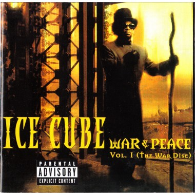 War & Peace Vol. 1 - The War Disc