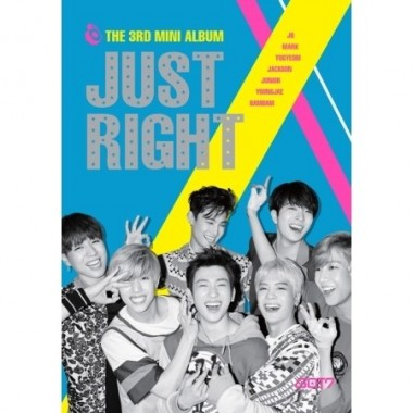 JUST RIGHT (3RD MINI ALBUM)