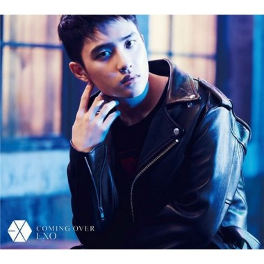 Japan 2nd Single [Coming Over] CD + Photobook D.O. ver.