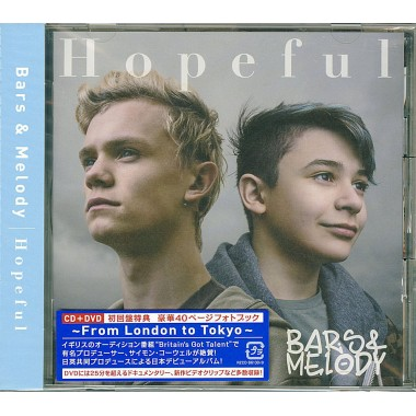 HOPEFUL -JAPAN CD+DVD