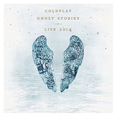 Ghost Stories: Live 2014 (DVD+CD)