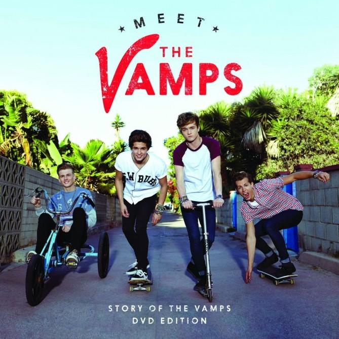 Meet The Vamps (DVD)