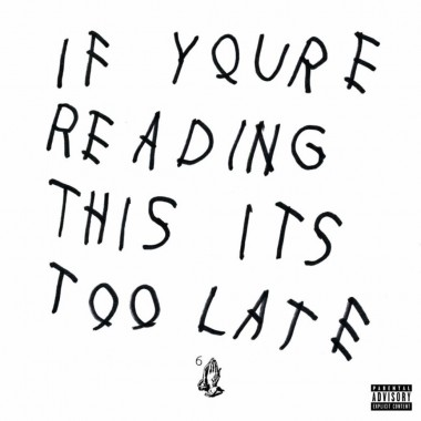 If You Are Reading This Is Too Late