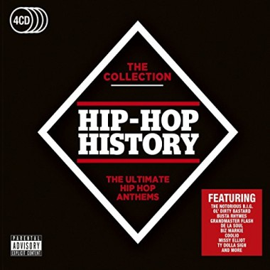 Hip-Hop History. The Collection