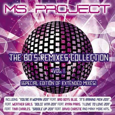 The 80s mixes collection