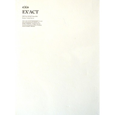 EX'ACT (Korean Version)