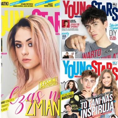 Zestaw Young Stars News (nr.6,5,4)