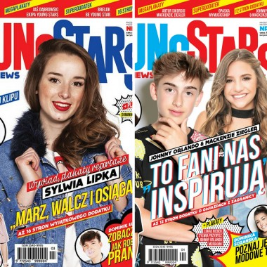 Pakiet Young Stars News (nr.3,4)