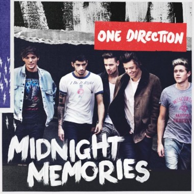 Midnight Memories+POSTCARD