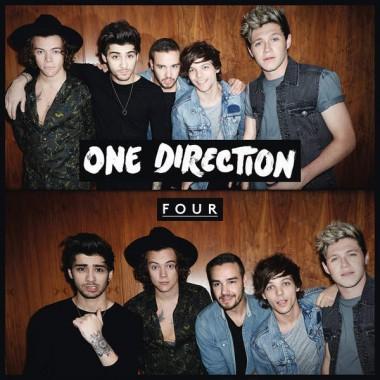 Four (LTD, wydanie japońskie)