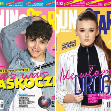 Zestaw Young Stars News (nr. 8,7)