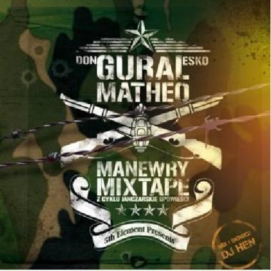 Manewry Mixtape Remastered z autografem
