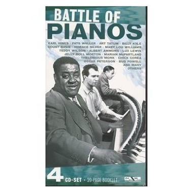 Battle of Pianos