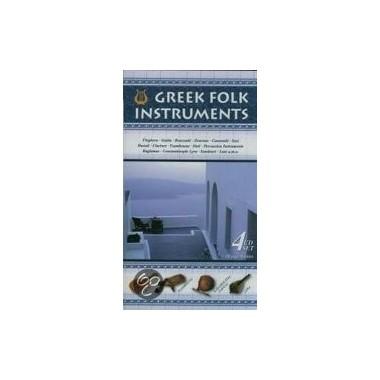 Greek Folk Instruments