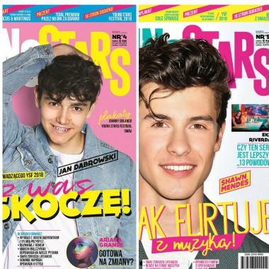 Zestaw Young Stars News (nr. 8,9)