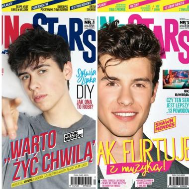 Zestaw Young Stars News (nr. 5,9)