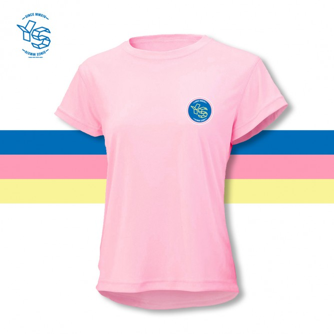 YS Baby Pink Tee