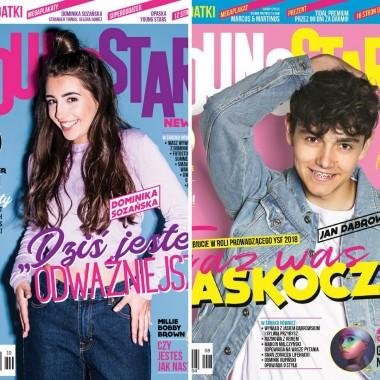 Zestaw Young Stars News (nr 10, 8)