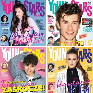 Young Stars News (nr 10,9,8,7)