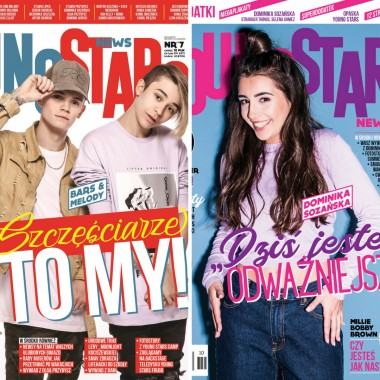 Zestaw Young Stars News (nr. 11, 10)