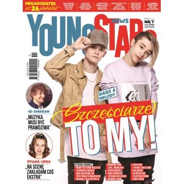 Zestaw Young Stars News (nr. 11, 10)