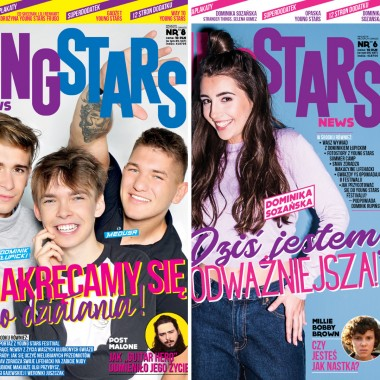 Zestaw Young Stars News (nr. 12, 10)