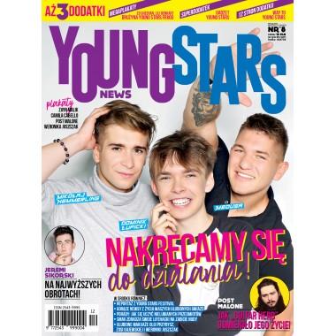 Zestaw Young Stars News (nr. 13, 12)