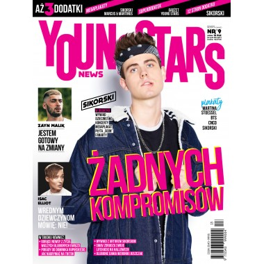 Zestaw Young Stars News (nr. 13, 12)