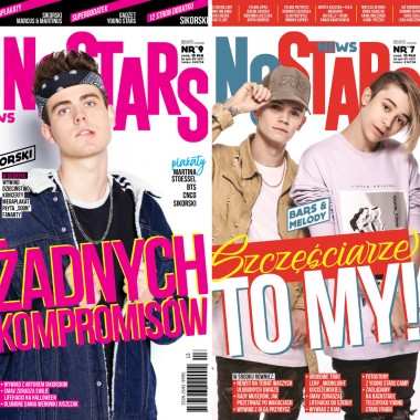 Zestaw Young Stars News (nr. 13, 11)