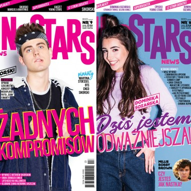 Zestaw Young Stars News (nr. 13, 10)