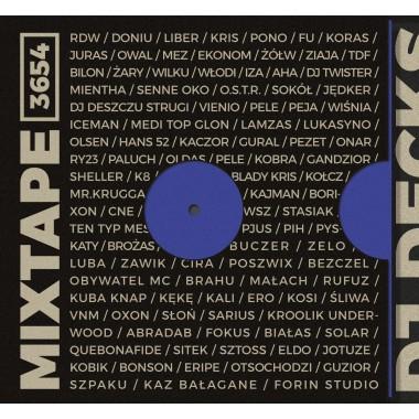 Mixtape 3654 (autograf)