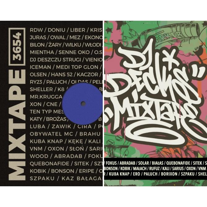 Mixtape 3654 + Mixtape 6