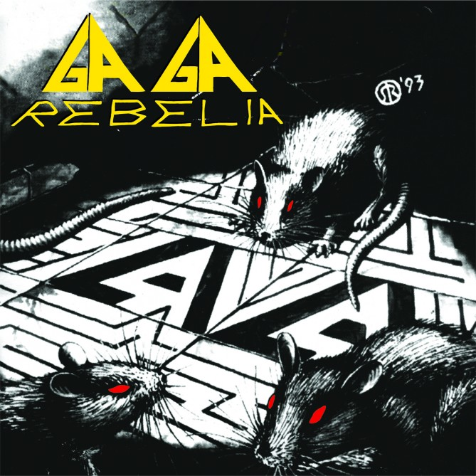 Rebelia (Black) LP
