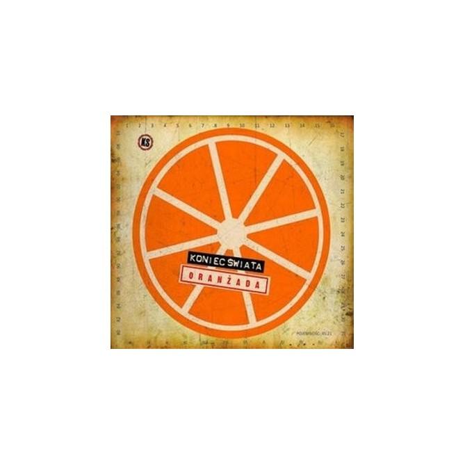 Oranżada (Clear Transparent) LP