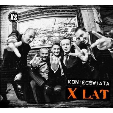 X lat (wersja wydawcy)