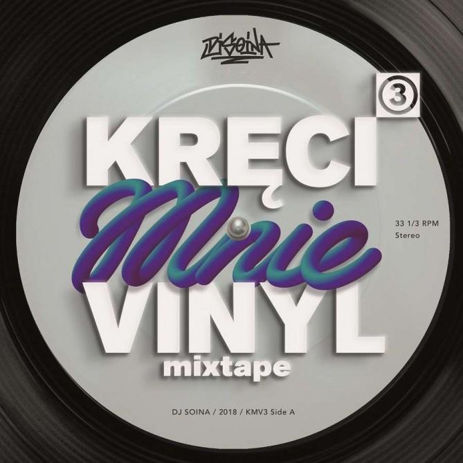 Kręci mnie vinyl 3 Mixtape