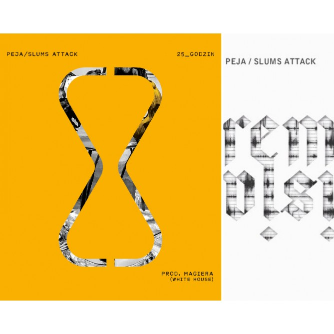 Peja/Slums Attack Pack 6 (25_godzin+Remisja 2CD)