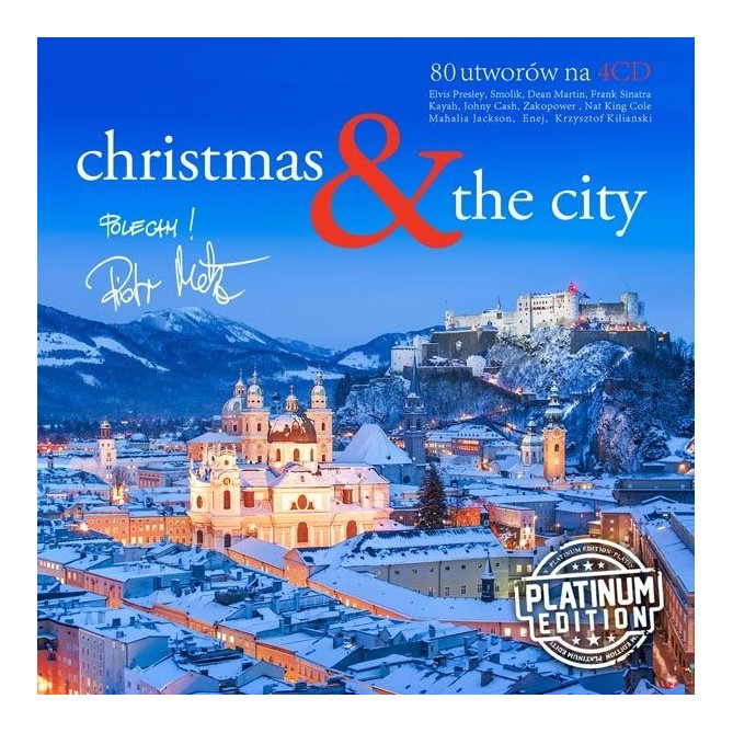 Christmas&the City