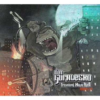 Drewnianej Małpy Rock (1CD)
