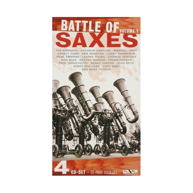 Battle of Saxes vol. 1