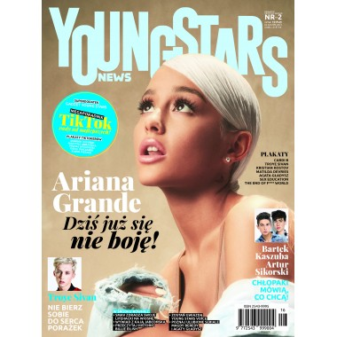 Zestaw Young Stars News 16 + Thank you, next