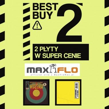 B2B Max Flo Pack (Punkt widzenia + Z tylu jeden)