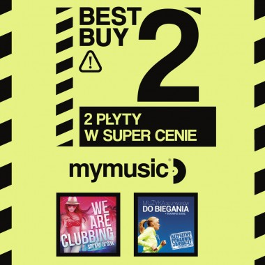B2B My Music Pack (Clubbing+Muzyka do Biegania)