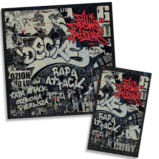 Mixtape 1 CD (wersja preorder)