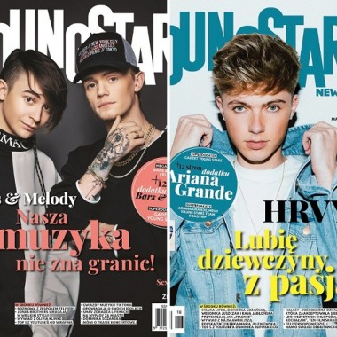 Zestaw Young Stars News (nr. 17, 18)