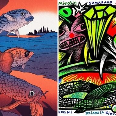 Pakiet Latające Ryby (deluxe) + Miłość, szmaragd i krokodyl