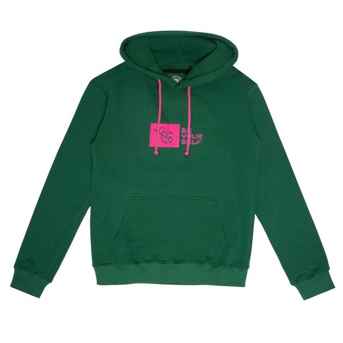 YS BOTTLE GREEN hoodie