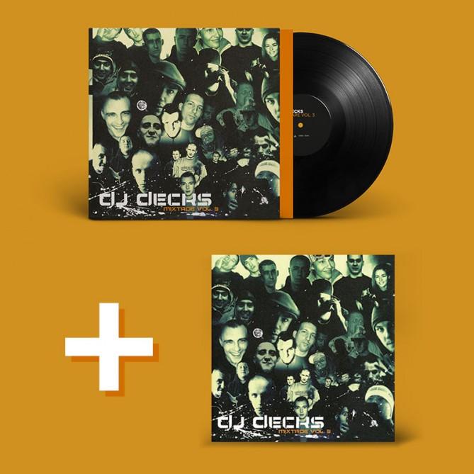 Pakiet Mixtape 3 (CD + VINYL)